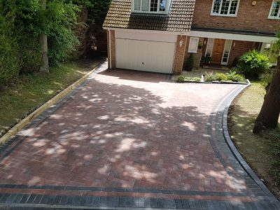 10 Block Paving Driveways
