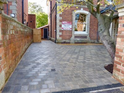 12 Block Paving Driveways