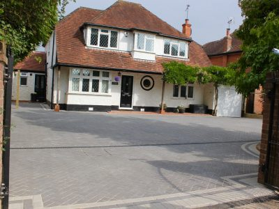 13 Block Paving Driveways