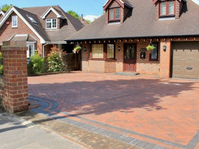 14 Block Paving Driveways