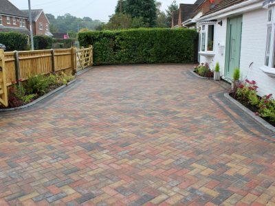 16 Block Paving Driveways