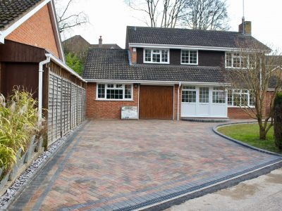 17 Block Paving Driveways