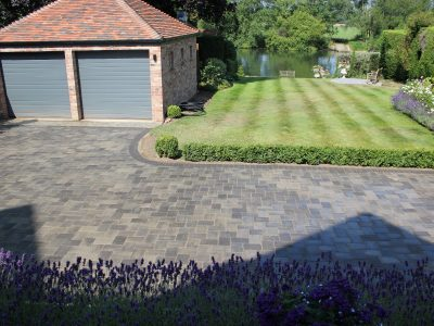 19 Block Paving Driveways