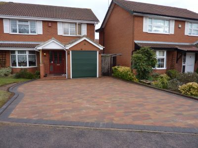 20 Block Paving Driveways