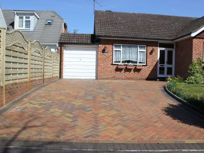 21 Block Paving Driveways