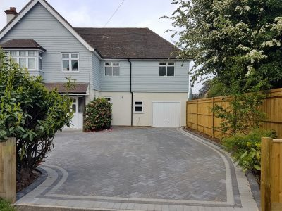 24 Block Paving Driveways