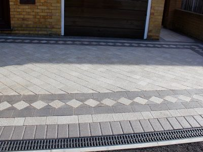 26 Block Paving Driveways