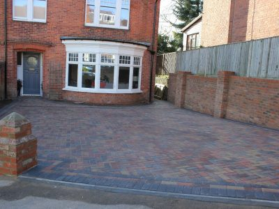 28 Block Paving Driveways