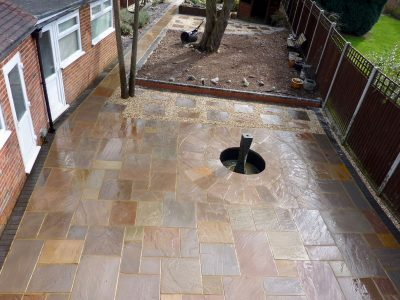 3 Garden Patio Berkshire