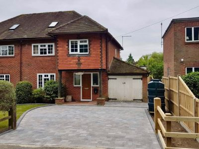 30 Block Paving Driveways