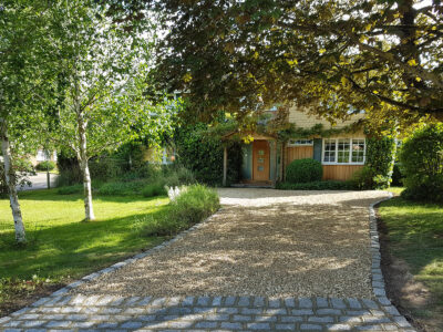 4 gravel driveway henley on thames