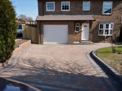 8 Block Paving Driveways