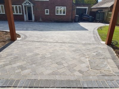 9 Block Paving Driveways
